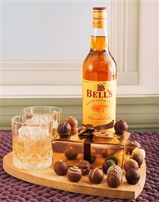 gifts: Bells & Chocolate Truffles!