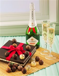 gifts: JC Le Roux & Chocolate Truffles!