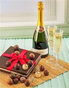 gifts: Pongracz & Chocolate Truffles!