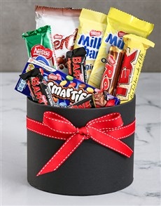 gifts: Hat Box Treat Gift!