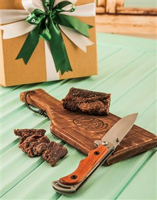 gifts: Biltong Snack Hamper!
