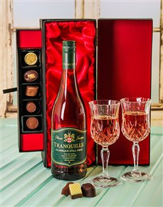 gifts: Wine & Chocolatier Chocolate Collection!