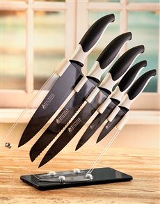 gifts: Maxwell & Williams Knife Set!