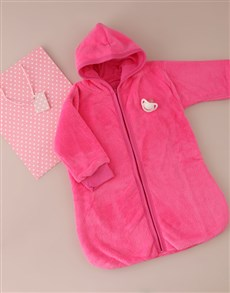 gifts: Baby Girl Snuggy Gift Set!