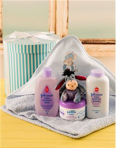 gifts: Eeyore Bath Time Pamper Set for Boys!