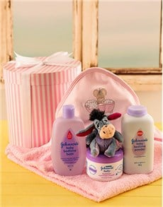 gifts: Eeyore bath Time Pamper Set for Girls!