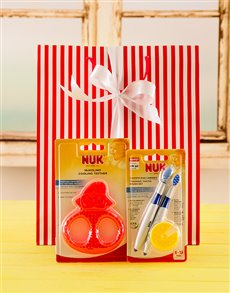 gifts: Baby Teeth Care Hamper!