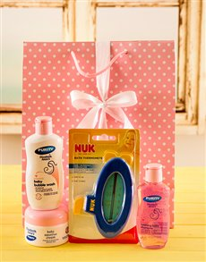 gifts: It's a Girl Baby Care Gift!