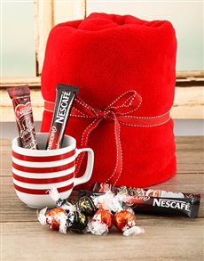 gifts: Coffee And Hot Chocolate Hamper!