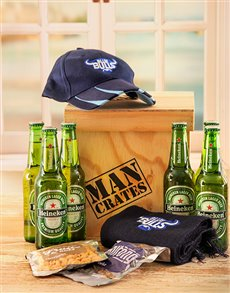 gifts: Blue Bulls Man Crate!