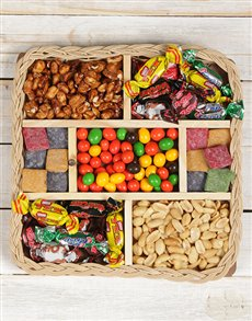 gifts: Nuts for Nuts Platter!