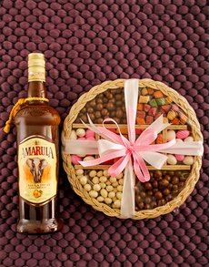 gifts: Amarula Nuts for Nuts! !