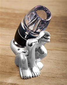 gifts: Carrol Boyes Wine Aerator !