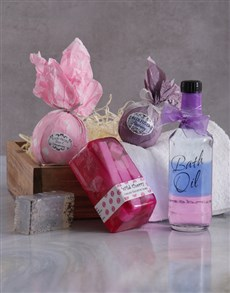 gifts: The Magic of a Hot Bath Gift !