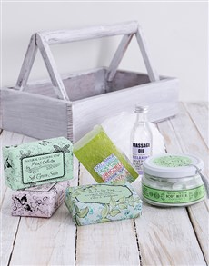 gifts: Smooth and Beautiful Feet Crate !