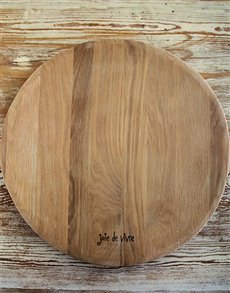 gifts: Laid back Weathered Oak Lazy Susan!
