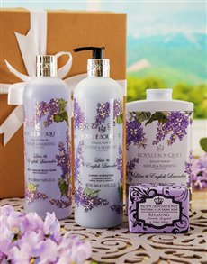 gifts: Baylis & Harding French Affair Bath Gift !