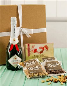 gifts: Fruity Bubbly Hamper !