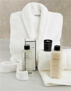 gifts: Pure White Charlotte Rhys Gift!