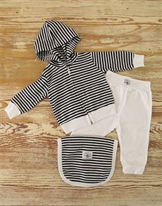 gifts: Stripy Baby Outfit!