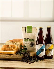 gifts: Garlic And Herb Craft Beer Gift Box!