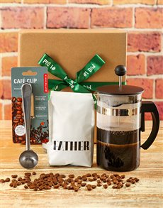 gifts: Fathers Day Artisanal Coffee Hamper!