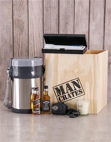 gifts: Load Shedding Man Crate!
