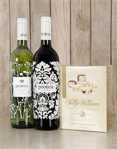 gifts: Perfect Protea and Sally Williams Gift Box!