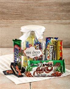 gifts: Nestle Candy Jar!