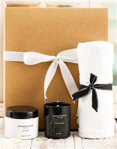 gifts: Bath Time is Spa Time Gift Box!