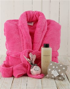 gifts: Snuggle Up Pamper Hamper!