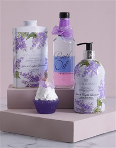 gifts: Lavender Love Bath and Body Gift!