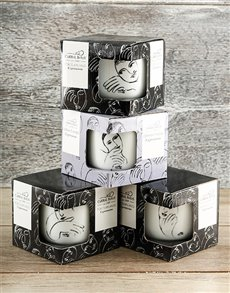 gifts: Carrol Boyes Face Mug Gift Set!