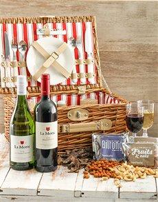 gifts: La Motte Duo Picnic Basket!