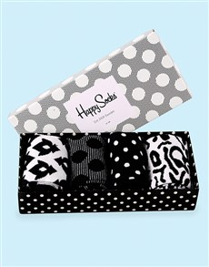 gifts: Happy Socks Polka Dots Giftbox!