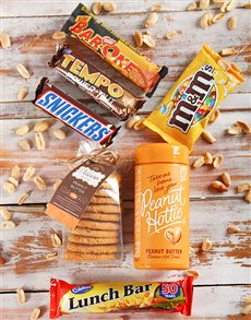 gifts: Nuts About Chocolate Hamper!