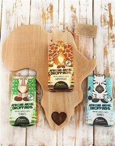 gifts: Bokke Cheese Board Hamper!