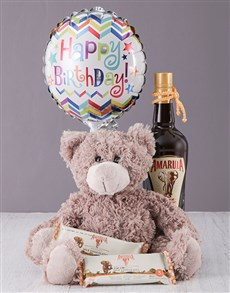 gifts: Happy Birthday Bear GIft!