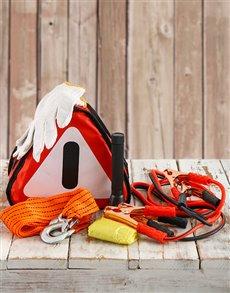 gifts: Vroom Vroom Emergency Kit!