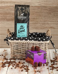 gifts: Thanks a Latte Coffee Hamper!