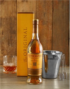 gifts: Glenmorangie Whisky and Ice Bucket Gift!