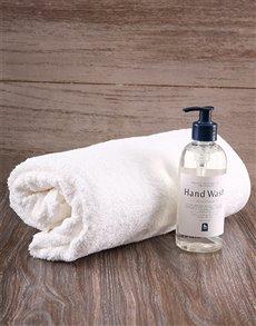gifts: Hand Towel Gift Hamper!