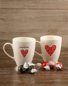 gifts: Couples Mug Gift!