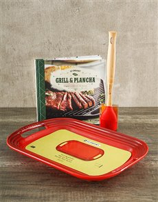 gifts: Le Creuset BBQ Gift Set!