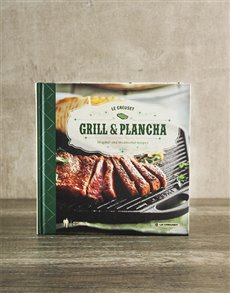 gifts: Le Creuset Grill & Plancha Recipe Book!