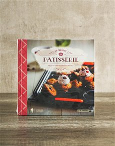 gifts: Le Creuset Patisserie Cookbook!