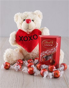 gifts: I Love You Teddy Gift!