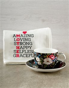 gifts: Moms cup of tea!