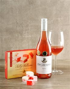gifts: Rose and Turkish Delight Duo!
