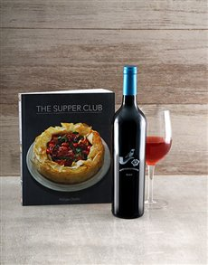 gifts: Supper Club Cookbook Hamper!